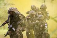 ROK Army Training