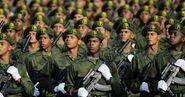 Cuban marines