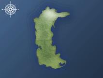Eastern AF Island