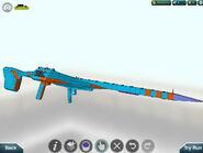 Yevata Sniper Railgun