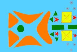 Yevata flag