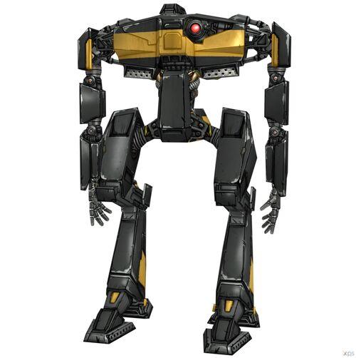 HL-series robot