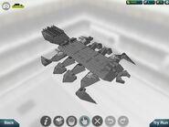 Arachnid class Defence crawler
