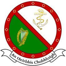 Irishnavalflag