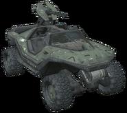 Halo Reach Warthog