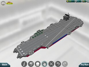 Triton class carrier