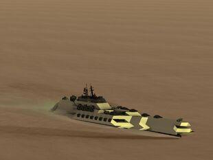Striker - Class Attack Cruiser