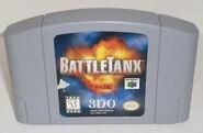 BattleTanxN64Cartridge