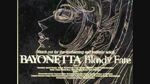 Bayonetta Bloody Fate OST - Theme of Bayonetta - Mysterious Destiny