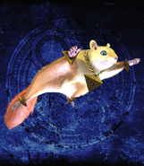 Loki Squirrel Model