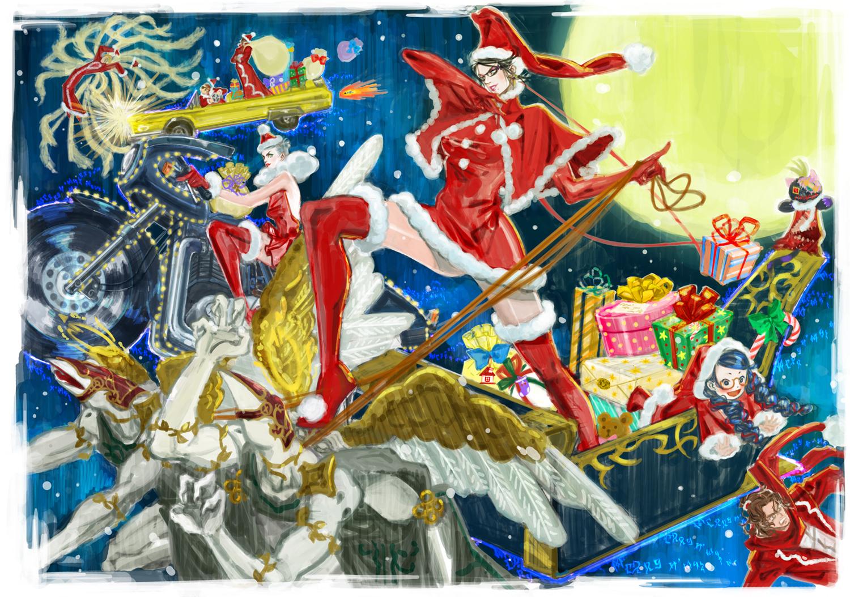 Image - Climax Christmas 1.jpg | Bayonetta Wiki | FANDOM powered ...