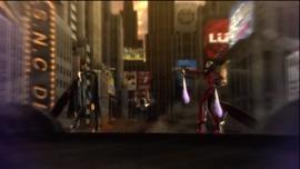 Jeanne Meeting Bayonetta Again