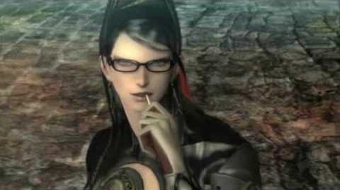 Bayonetta - Public Warning Trailer