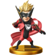 SSB4 Trophy - Wonder Red