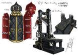 Iron maiden & guillotine