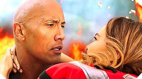 BAYWATCH Official Trailer (2017) Dwayne Johnson, Alexandra Daddario Comedy Movie HD