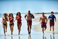 Baywatch Movie cast4