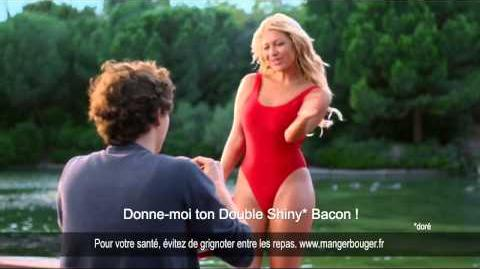 McDonalds Advert 'Baywatch'