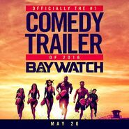 Baywatch comedy trailer promo 2016