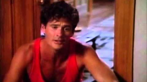 Baywatch - Mitch Gets Outsmarted by a Dog