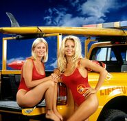 Baywatch summer cj