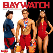 Baywatch Halloween promo2