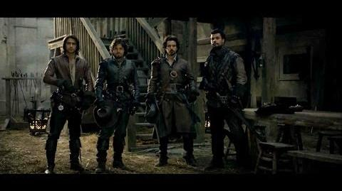 The Musketeers Trailer - BBC One