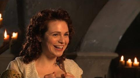 Tamla Kari as Constance - The Musketeers - BBC One