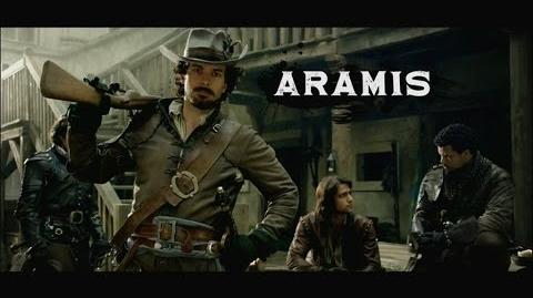 Aramis Teaser Trailer - The Musketeers - BBC One