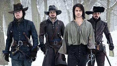 History of THE MUSKETEERS Exclusive Inside Look at New Series Premiering Sun JUNE 22 BBC AMERICA