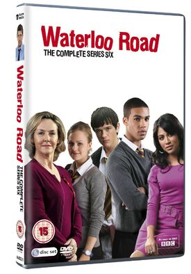 Series 6 DVD case