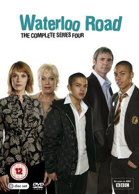 Series 4 DVD case