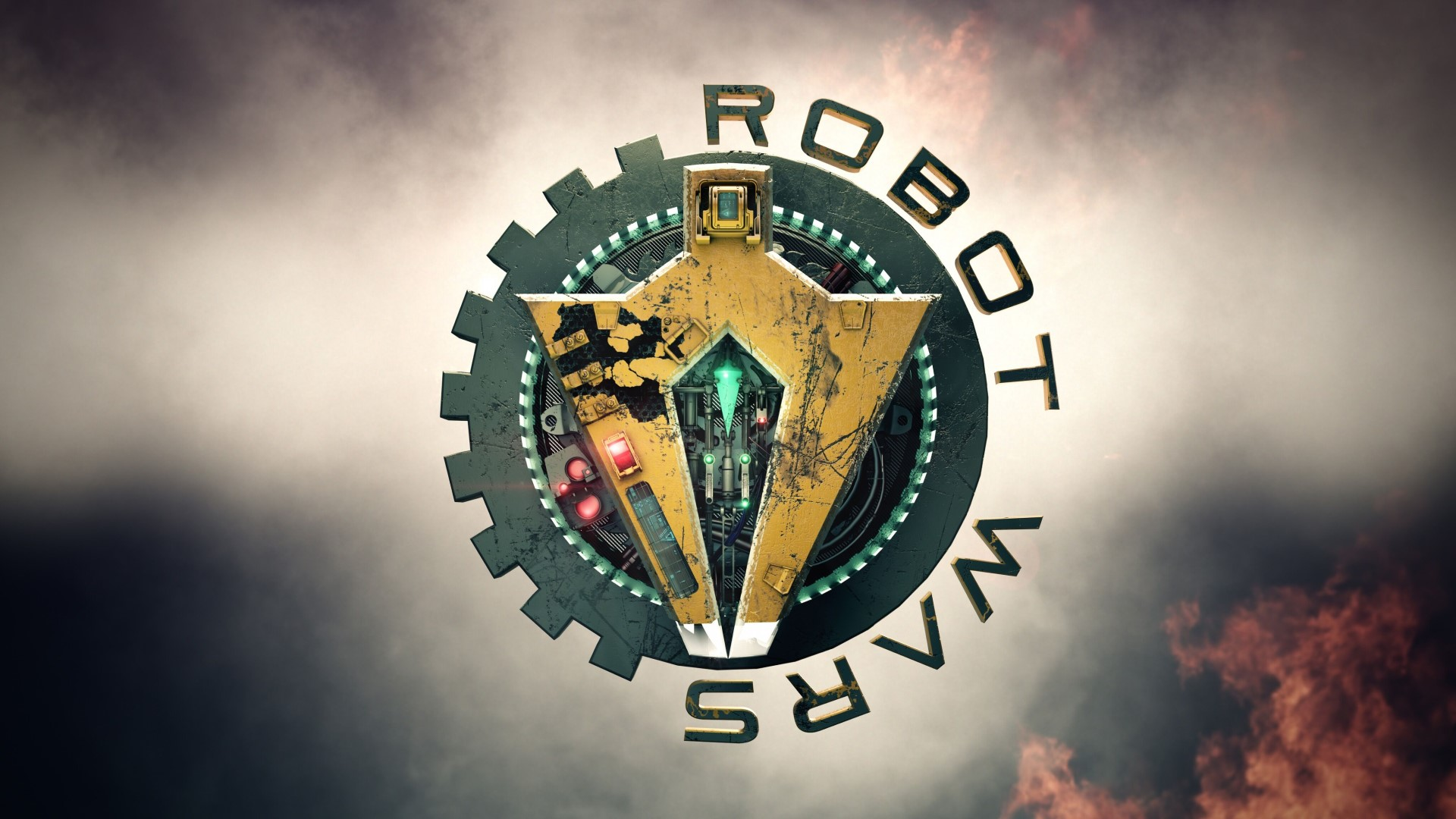 Robot Wars - New Logo