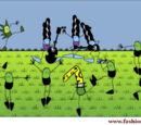 The Chow Raid (animation)