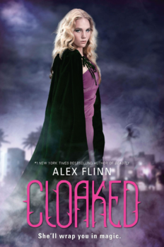 Cloaked paperback