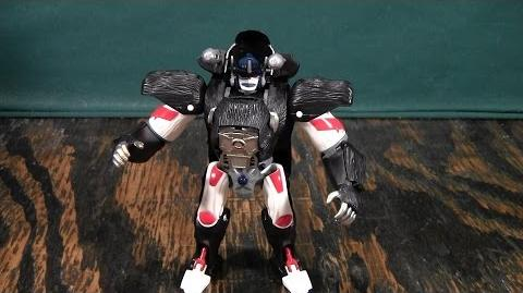 Transformers Beast Wars Legend Commander Collection Optimus Primal Review