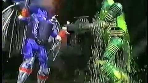Transformers Beastwars CM