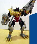 Grimlock Tyrannosaurus Rex Robot