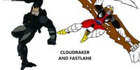 Fastlane and Cloudraker (BW)