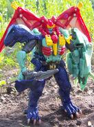 Magmatron Toy