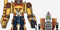 Cracket and Hero-Robo