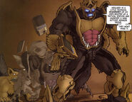 Beast Wars Snarl