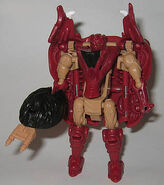 Razorbeast Robot Mode