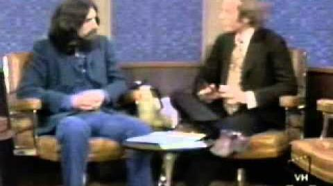 George Harrison on the Dick Cavett Show Part 2