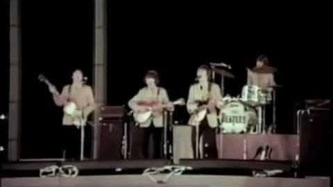 The Beatles- A Hard Days Night (Live at Shea Stadium)