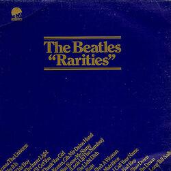 TheBeatlesRaritiesalbumcover