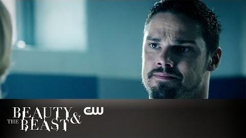 Beauty and the Beast Love is a Battlefield Trailer The CW