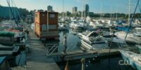 Vincent's Houseboat