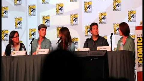 Beauty and the Beast mini-panel - SDCC 2012
