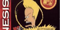 Beavis and Butthead Video Game
